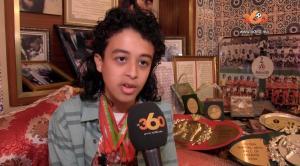cover video- البطل العالمي نسيم الحريزي يروي أسراره وتحدياته المستقبلية