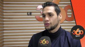 Cover: Le boxeur Ahmed El Mousaoui annonce la date de son prochain combat