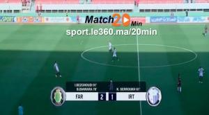 Cover: 20mn - Résumer match FAR- IRT 2-1