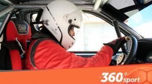 Cover: من هي هند أبا تراب.. المرأة المغربية الوحيدة في البطولة الوطنية لسباق السيارات