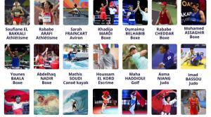 اللجنة الوطنية الأولمبية المغربية تعقد اجتماعا بسبب منح الرياضيين