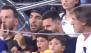 بالفيديو. ابن ميسي ماثيو يحتفل عند إضاعة برشلونة فرصة خطيرة ضد ريال بيتيس
