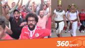 Cover: خاص من القاهرة.. احتفالية كبيرة للجماهير المغربية بعد الفوز أمام نامبيا