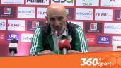 مدرب منتخب الجزائر